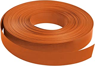 Slatwall Insert - Vinyl - Orange - 130 Feet
