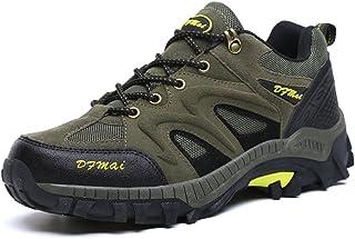 TERIAU Outdoor Hiking Boots Skid-Proof Walking Sneaker for Running Treking Shoes