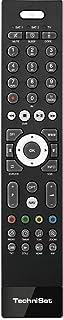 Technisat TechniControl Fernbedienung (passend zu allen Digitalreceivern und TV Geräten von TechniSat) schwarz