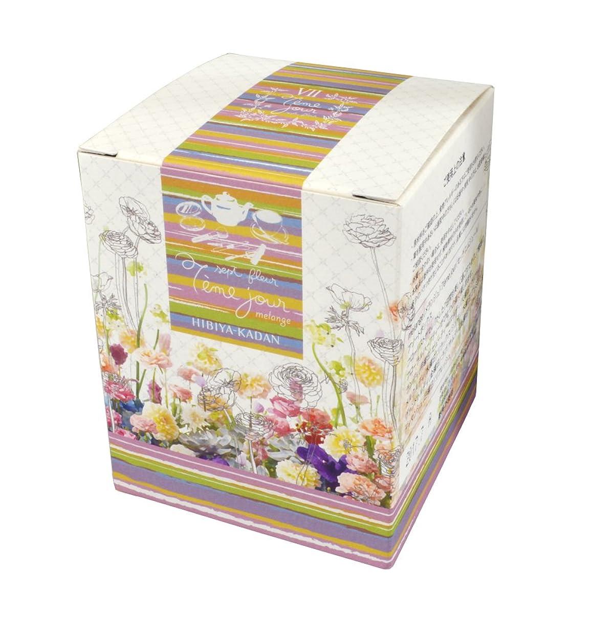 ペリスコープウミウシ提供する日比谷花壇 セッチエムジュール メランジュ アソート 14包