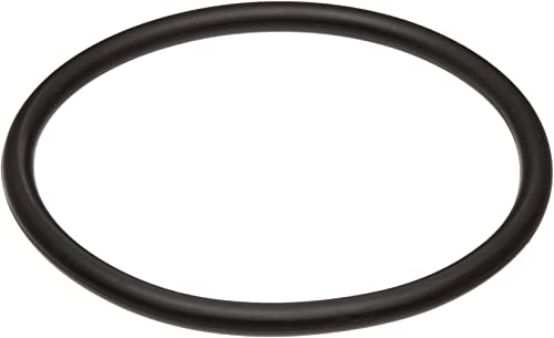 "227 Buna-N O-Ring, 50A Durometer, Round, Black, 2-1/8"" ID, 2-3/8"" OD, 1/8"" Width (Pack of 15)"