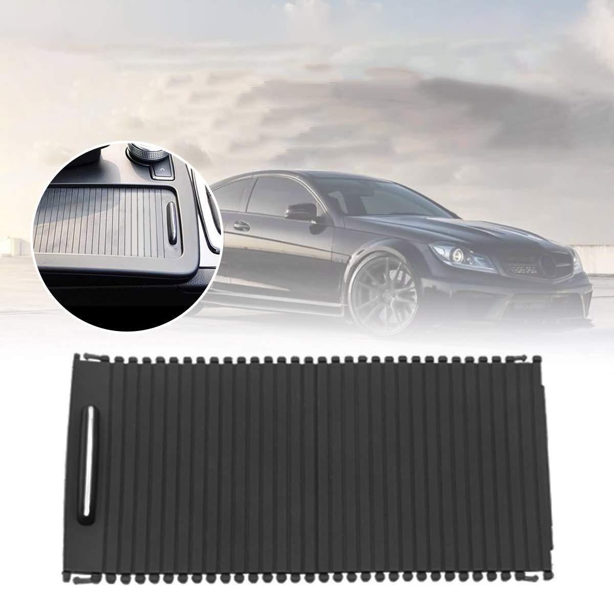 Cikuso Couvercle De Store De Console Centrale Int/érieure pour Voiture pour Mercedes C-Calss W204 S204 Classe E W212 S212 A20468076079051