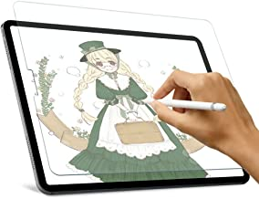 Paperlike iPad Pro 12.9 Screen Protector, Homaigcal High Touch Sensitivity Screen Protector for iPad Pro 12.9 (3rd Generation 2018), Compatible with Apple Pencil/Scratach Resistant/Matte PET Film