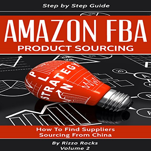 Amazon FBA Product Sourcing audiobook cover art