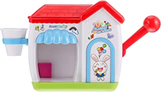 TOYANDONA Baby Bath Toy Bathtub Bubble Machine Ice Cream Maker Toy Kitchen Pretend Play Toy Bathtime Toys  Girls Boys Kids