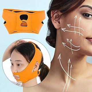 Face Slimming Mask, Face Slim Lift Tighten Beauty Skin Bandage Dubbele kin Verwijder V-vormige V-lijn Gewichtsverlies riem...