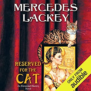 Reserved for the Cat audiobook cover art