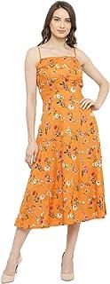 Aahwan Women's Midi Dress