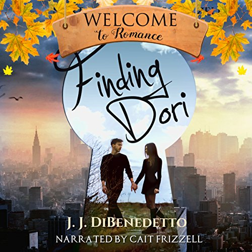 Finding Dori audiobook cover art