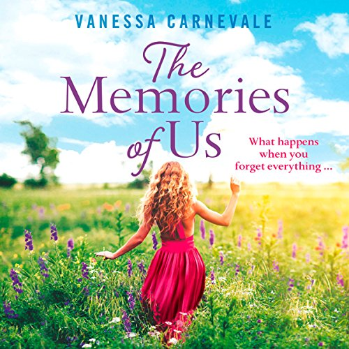 The Memories of Us audiobook cover art