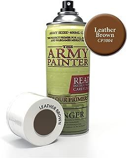 army painter brown spray