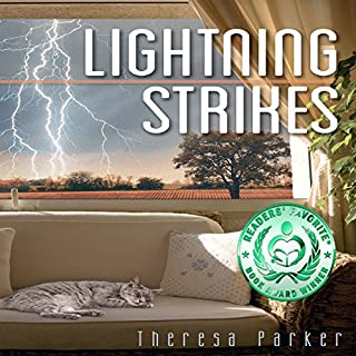 Lightning Strikes     An Andromeda Spencer Novel Book 1              By:                                                                                                                                 Theresa Parker                               Narrated by:                                                                                                                                 Holly Adams                      Length: 7 hrs and 24 mins     50 ratings     Overall 4.2