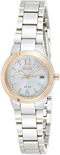 Women's Eco-Drive Watch with Date, EW1676-52D