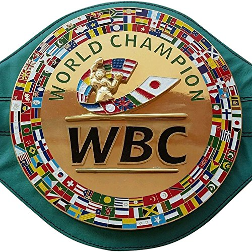 WBC Championship Boxing Belt 3D Replica Adult Titles