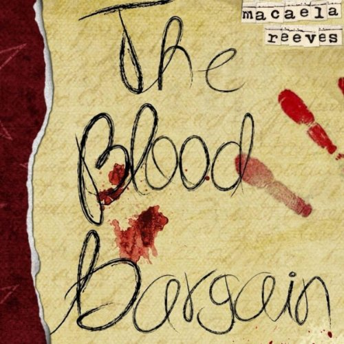 The Blood Bargain audiobook cover art
