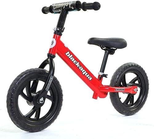 @Y.T Kinder Laufrad, m liches und Weißiches Baby, kein Tretfürrad, ZWeißdwagen