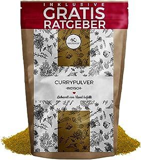 250 gr de Curry en Polvo de Alemania | Amarillo | Mezcla de