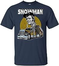 Men's Jerry Reed Snowman Men's Smokey and The Bandit Shirt
