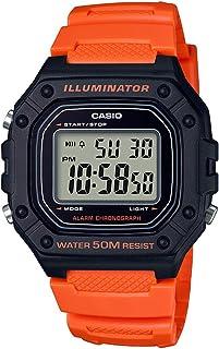 Casio Men's Classic Stainless Steel Quartz Watch with...