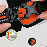 REXSONN® Ultra-Soft Hundegeschirr Softgeschirr Brustgeschirr Hunde Geschirr Sicherheitsgeschirr pet dog vest Harness - 8