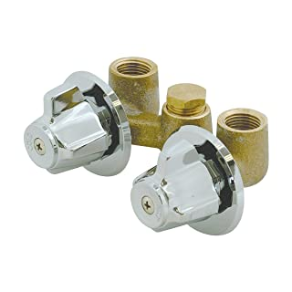 EZ-FLO 15041 10551 Shower Stall Valve