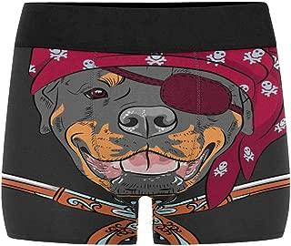 INTERESTPRINT Men's Boxer Briefs Underwear(XS-3XL)