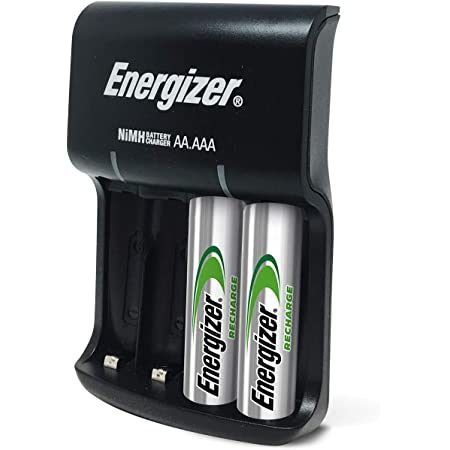 Energizer Ladegerät Batterien Recharge Base Für Elektronik