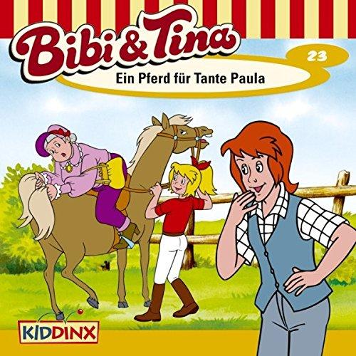 Ein Pferd für Tante Paula audiobook cover art