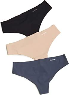 Women's Invisibles Thong Multipack Panty