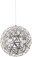 Ceiling Lighting, Ceiling Chandeliers, LED Fireworks Spark Ball Modern Ceiling Light Fixture,Living Room Bedroom Hotel Bat...