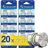 ACT 20 X AG13 LR44 Baterías de botón - A76 L1154 SR44 G13 357 - 1.5V