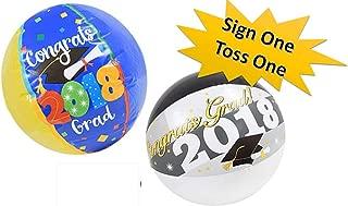 class of 2018 beach balls
