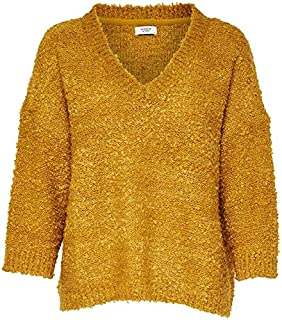 Only Jumpers For Women, Gold S (S -5713746422078)