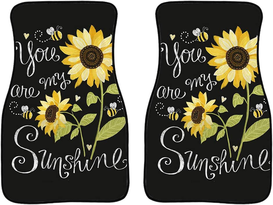 Purchase Dremagia You are My Sunshine Automotive Floor Sun Popular shop is the lowest price challenge Women Mats for