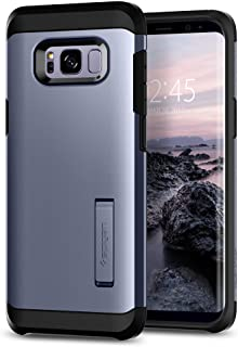 Spigen Tough Armor Galaxy S8 Case with Kickstand and Extreme Heavy Duty Protection and Air Cushion Technology for Galaxy S...