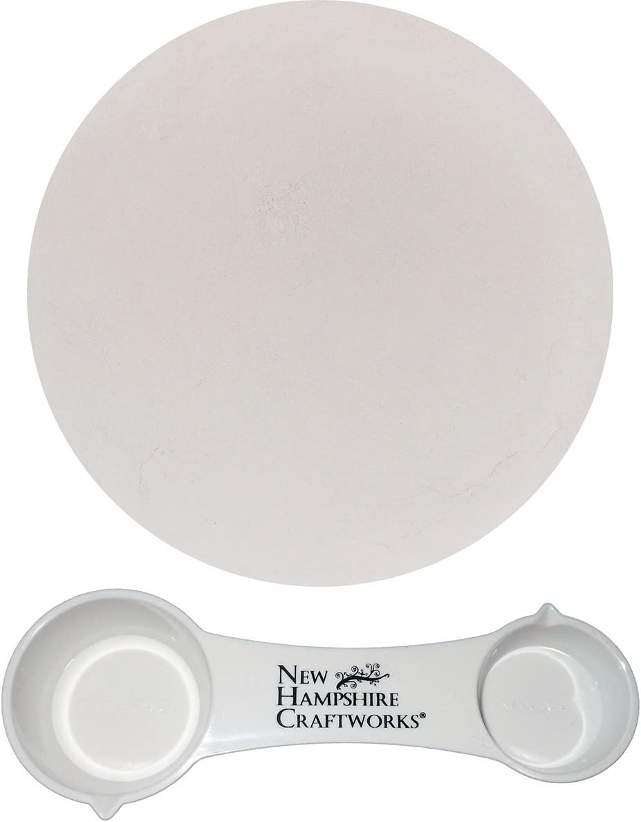 Bullseye Glass Shelf Primer We OFFer at cheap prices Kiln Wash Se NHC Max 88% OFF and Spoon Measuring