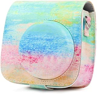 PU Carrying Bag Storage Case Protective Cover Camera Supplies For Fujifilm Instax Mini 8 8plus 9 Instant Film Camera