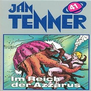 Im Reich des Azzarus (Jan Tenner Classics 41) Titelbild