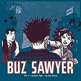 Buz Sawyer, Vol. 2: Sultry's Tiger (Roy Crane's Buz Sawyer)
