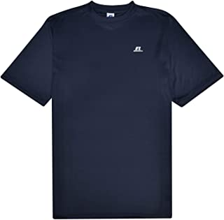 Russell Mens Big and Tall Active Performance Tech T Shirt with Moisture Wicking Technology