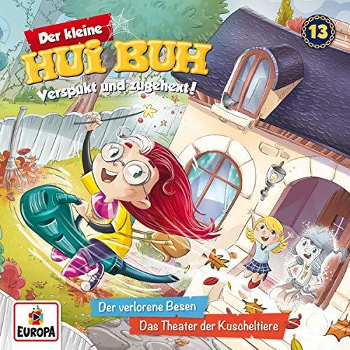 013/Der verlorene Besen/Das Theater der Kuscheltiere