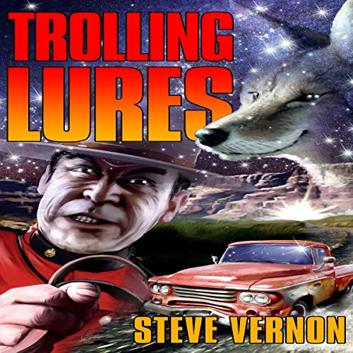 Trolling Lures audiobook cover art