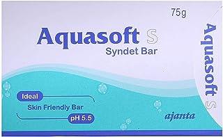 AQUASOFT S SYNDET BAR, 75G (Pack of 3)