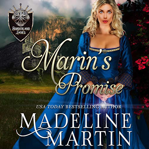 『Marin's Promise』のカバーアート