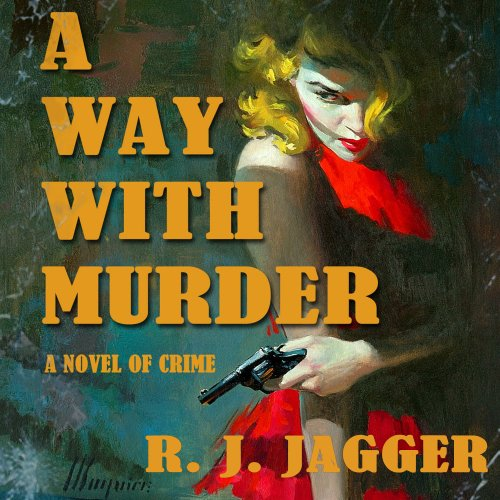 A Way with Murder audiobook cover art