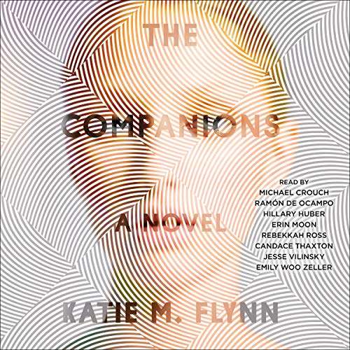 The Companions Audiobook By Katie M. Flynn cover art