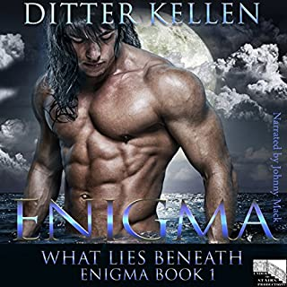 Enigma: What Lies Beneath audiobook cover art