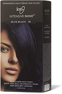 Intensive Shine Hair Color Kit Blue Black 1B