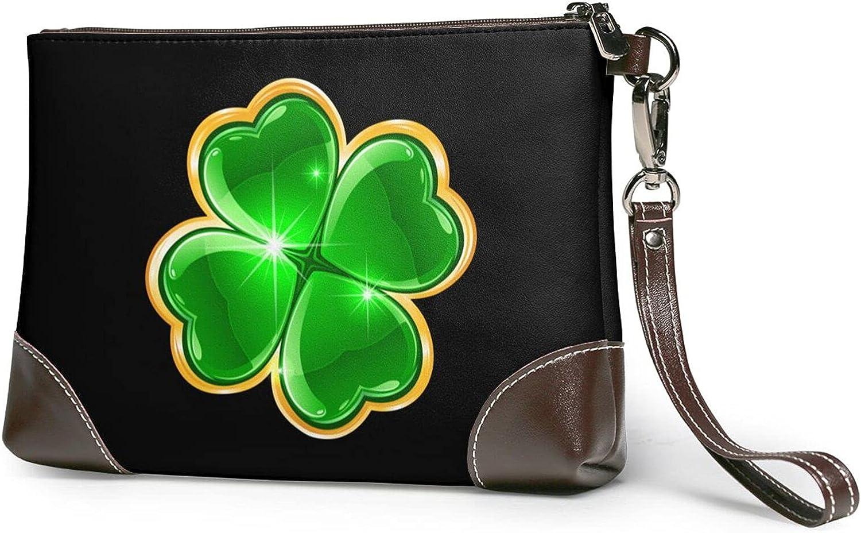 Rainbow Unicorn Deluxe Indefinitely Poop Ladies Cowhide Design Real Leather-Handbag
