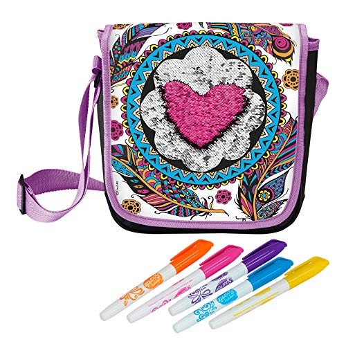 CRA-Z-ART - Create Your Shimmer'n Sparkle(44800) Sequin Bag